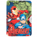 wholesale Bed sheets and blankets:Fleece Plaid Avengers