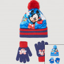 wholesale Scarves, Hats & Gloves:Glove beanie Mickey