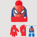 Glove beanie Spiderman
