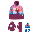 wholesale Scarves, Hats & Gloves: Glove beanie frozen - La Reine des Neiges