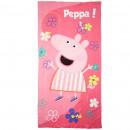 groothandel Bad- & handdoeken:handdoek Peppa Pig