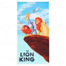 Handtuch Der König der Löwen