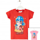 Großhandel Lizenzartikel:T-Shirt Marienkäfer