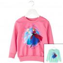 Großhandel Lizenzartikel: Sweatshirt frozen - La Reine des Neiges