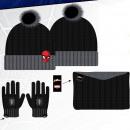 Handschoen beanie nekwarmer Spiderman