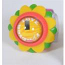 Großhandel Armbanduhren: Uhr Schnapparmband 12 fach s.,DIS,ca. 23