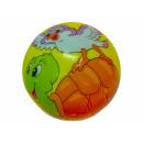 Großhandel Bälle & Schläger: Ball Tiermotiv, OPP, ca.10cm