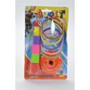 Großhandel Outdoor-Spielzeug: Wurfspiel 5 Ringe, AK, ca. 21,5x12,5cm