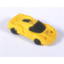 grossiste Fournitures scolaires: Eraser voiture de course, DIS, environ 5.8cm