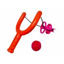 Großhandel Outdoor-Spielzeug: Wasserbomben Schleuder farb. s., Netz+He