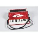 grossiste Instruments de musique: Accordéon, WB, à propos de 8,5x4x9cm