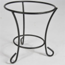 Metal stand, BB loose, about 15x14cm