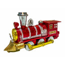 wholesale Business Equipment: Locomotive 3 colors sorted OPP, about 17