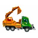 wholesale Business Equipment: Truck 4fach sort., KB, about 21x9,5x12cm