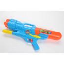 Großhandel Outdoor-Spielzeug: Wasserpistole 2farbl., OPP, ca. 47x7x20c