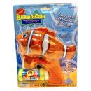 Großhandel Outdoor-Spielzeug: Seifenblasen Pistole Clownfisch, BK, ca.