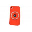 wholesale Mobile phone cases: Handy shell camera farbl. Sort., BK, ca.