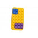 wholesale Mobile phone cases: Handy farbl Case block. Sort., BK,