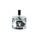 wholesale ashtray: Ashtray Playboy 2farb. sort., about D