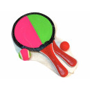 Großhandel Outdoor-Spielzeug: Beachball u. Klettball m.2Bällen sort.,