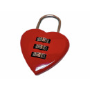 wholesale Ironmongery: Combination lock Heart of Metal