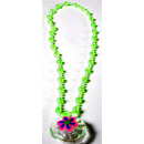 wholesale Light Garlands: LED Necklace farbl. Sort., Ca. 21x6