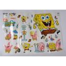wholesale Business Equipment: Sticker SpongeBob approx 98x69 cm