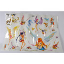 wholesale Business Equipment: Stickers Winx Club the movie about 98x69