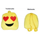 wholesale Backpacks: Emoticon backpack 6x sort.