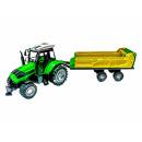 Großhandel Reiseartikel:Traktor m. Anhänger