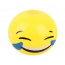 wholesale Business Equipment: Crumple ball emoticon, sort. Dis.
