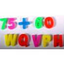 Großhandel Handwerkzeuge: Buchstaben und Zahlen sort.
