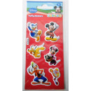 wholesale Business Equipment: Sticker Mickey Mouse, AK ca.16,5x6,5 cm