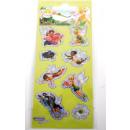 wholesale Business Equipment: Sticker Tinker Bell, AK about 16,5x6,5 cm
