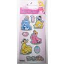 Sticker Laser Disney Princess, AK