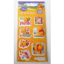 wholesale School Supplies: Sticker Disney Winnie the Pooh