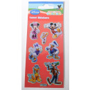 wholesale Business Equipment: Laser Sticker Mickey Mouse