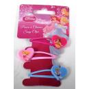 wholesale Accessories: Set of 3 Hair Clip Disney Princess