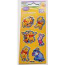 wholesale School Supplies: Laser Sticker Winnie the Pooh , AK