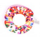 Großhandel Geldbörsen: Geldbeutel Donut sort. ca. 11cm