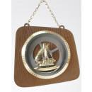 wholesale Business Equipment: Picture sailboat about 13x14cm