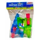 Großhandel Outdoor-Spielzeug: Wasserpistole 2er Set farbl. sort.