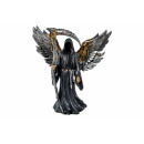 groothandel Verkleden & feestkleding: Skelet met vleugels en zwaard BB