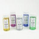 nagyker Ajándékok és papíráruk: Glitter palackok Display 100g, 5 különböző Fa