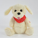 Singing dog ARMIN, dog dance song, 23cm, incl
