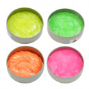 i-Clay, Intelligent Super Putty, Pearlescent, 4 co