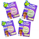 mayorista Bricolar y dibujar: i-Clay, Super Putty inteligente, nacarado, 4 color