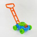Bubble Mower, a batteria, la stampa