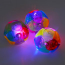 LED Crystal -ball, 6.5cm