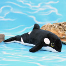 Little Sea Friends, Orca, plush toy, 30cm